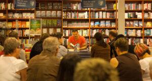 Frank Goldammer liest beim Literaturfest