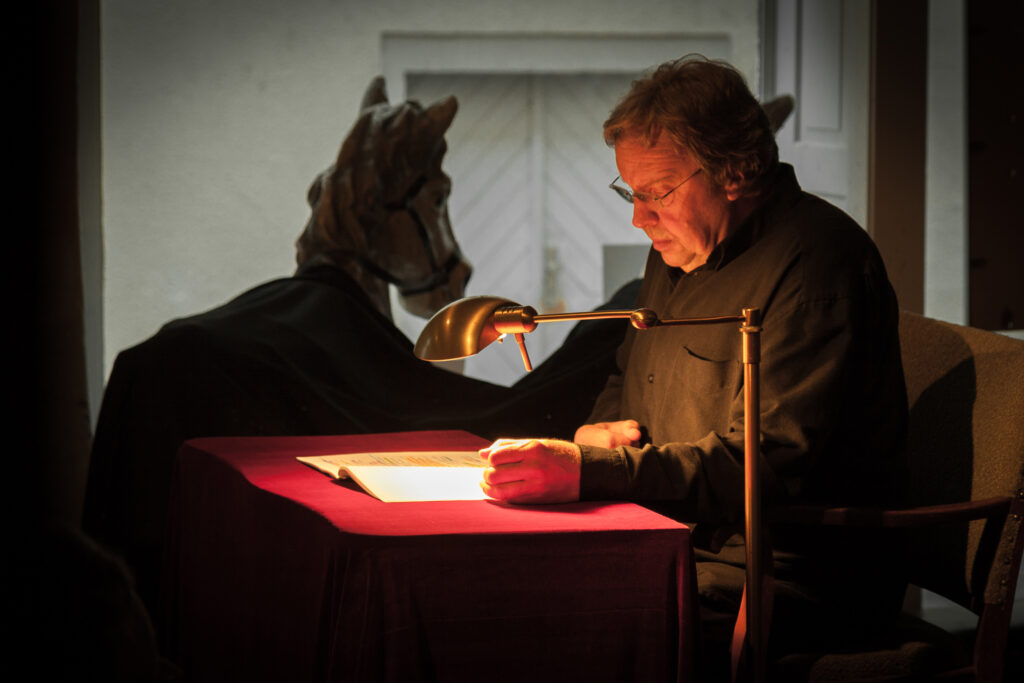 Albrecht Goette Literaturfest Meißen