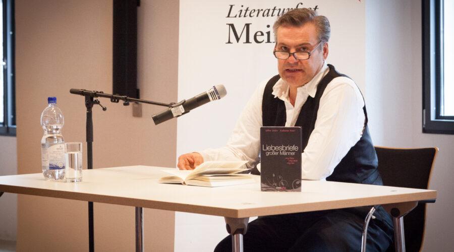 Tom Quaas Literaturfest Meißen