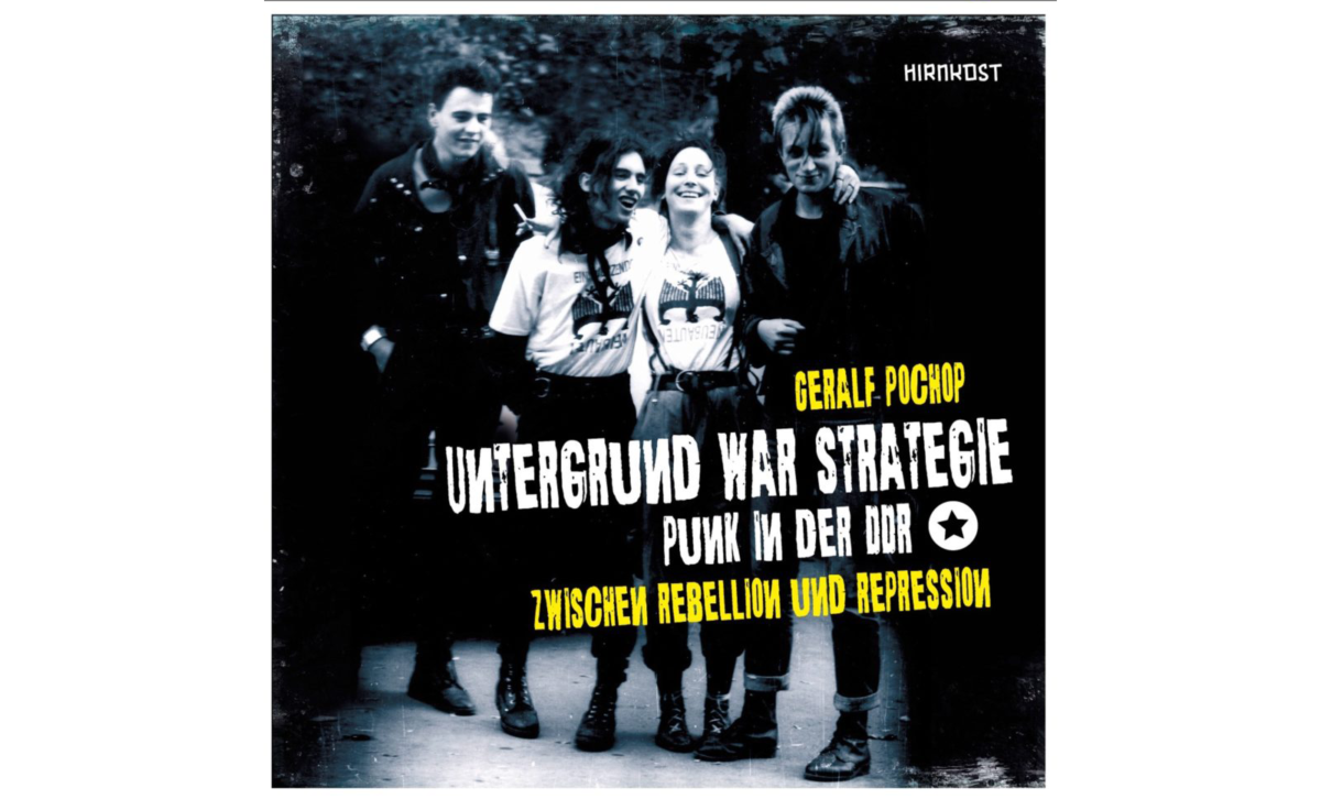 UNTERGRUND WAR STRATEGIE - PUNK IN DER DDR
