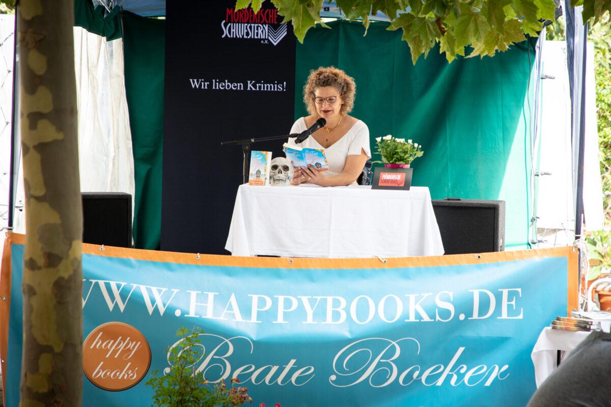 Beate Böcker Literaturfest Meißen 2021